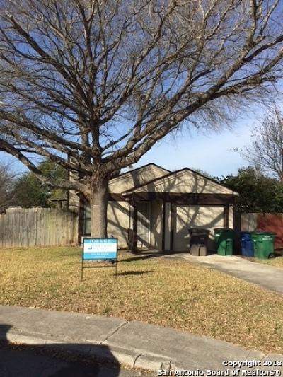 Single Family Home For Sale: 4111 Dakota Sun