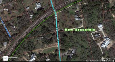 New Braunfels Residential Lots & Land For Sale: 1387 Ervendberg Ave