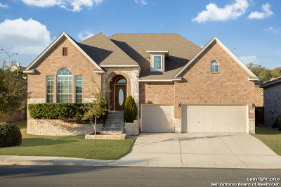 San Antonio Single Family Home For Sale: 3235 Shoshoni Rise
