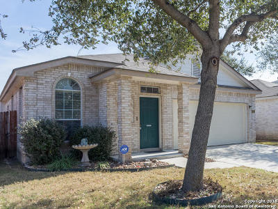 Helotes Single Family Home For Sale: 13706 Riverbank Pass