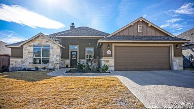 New Braunfels Single Family Home For Sale: 2270 Sun Rim Way