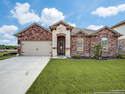 Cibolo Single Family Home Back on Market: 308 Minerals Way