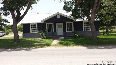 Guadalupe County Single Family Home For Sale: 1325 Heideke St