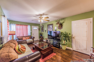 Single Family Home For Sale: 3355 Roland Rd