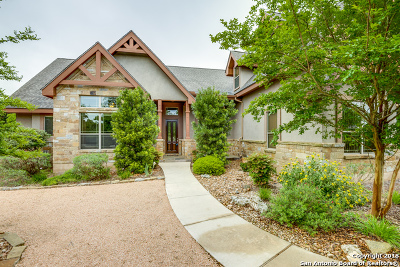 Canyon Lake Single Family Home For Sale: 1508 Redcloud Peak