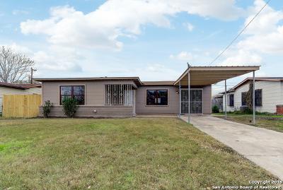 San Antonio Single Family Home Back on Market: 130 Dafoste Ave