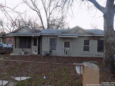 San Antonio Single Family Home Back on Market: 609 S San Manuel St