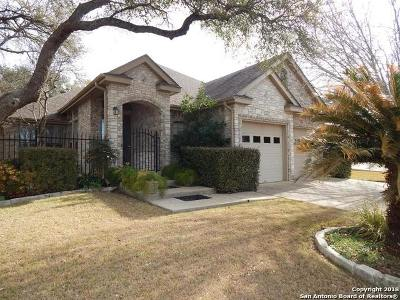 New Braunfels Single Family Home For Sale: 2835 Morning Star