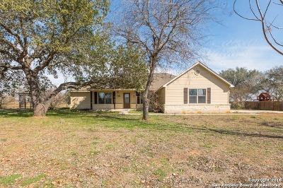 Atascosa County Single Family Home Back on Market: 320 Cimarron Sq
