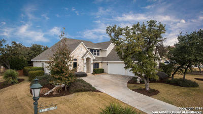 San Antonio Single Family Home Back on Market: 3415 Light Hill