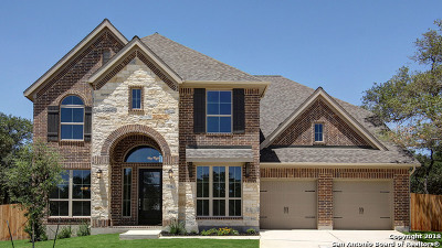 Boerne Single Family Home For Sale: 118 Coldwater Creek