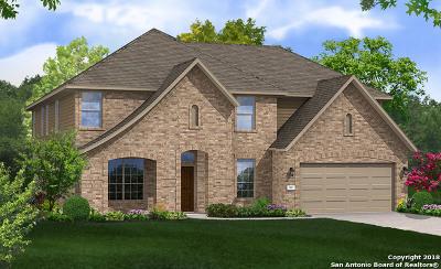 Alamo Ranch Single Family Home Price Change: 12922 Gladiolus Way
