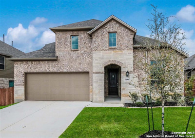 Johnson Ranch, Johnson Ranch - Comal Single Family Home For Sale: 30905 Silverado Spur