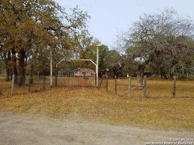 Atascosa County Single Family Home Price Change: Lot 65 Big Leaf Rd