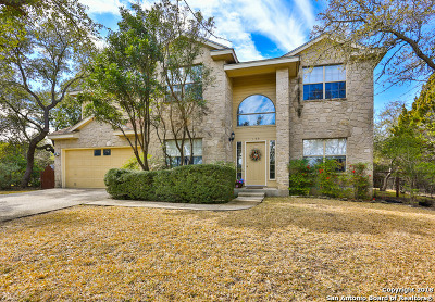 Bandera County Single Family Home Price Change: 159 Harbour Oaks