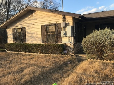 Bexar County, Comal County, Guadalupe County Single Family Home For Sale: 203 Faust Ave