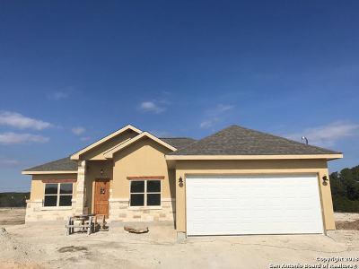 Canyon Lake Single Family Home For Sale: 1137 Cash Lane