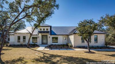 Boerne Single Family Home For Sale: 106 Lajitas