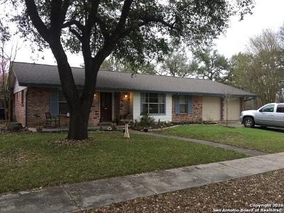 San Antonio TX Single Family Home Back on Market: $214,900