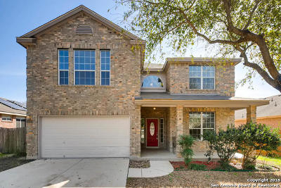 Cibolo Single Family Home Back on Market: 129 Sky Hbr