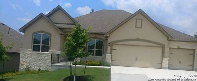 Fair Oaks Ranch Single Family Home For Sale: 8823 Shady Gate