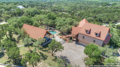 New Braunfels Single Family Home Price Change: 289 Oak Ridge Dr