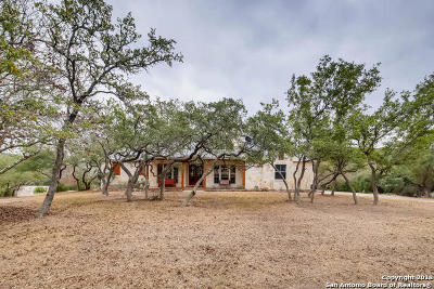 Helotes Single Family Home For Sale: 101 Covenant Trail