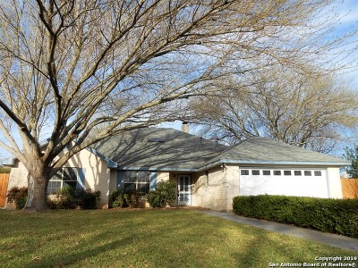 Fredericksburg Single Family Home For Sale: 205 Edgewood Dr