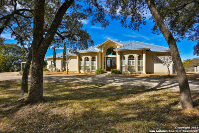 Boerne Single Family Home For Sale: 206 Majestic Oaks Dr