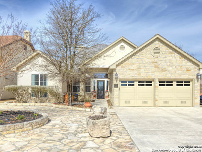 Boerne Single Family Home For Sale: 91 Hannah Ln