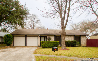 San Antonio Single Family Home Back on Market: 8415 Sageline St