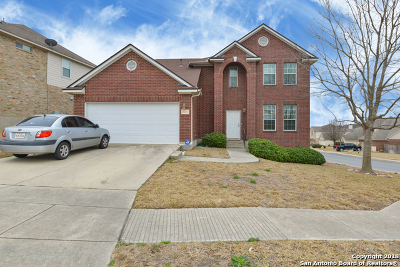 San Antonio TX Single Family Home Back on Market: $265,000