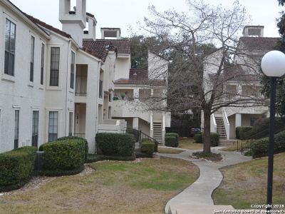 San Antonio Condo/Townhouse Back on Market: 2255 Thousand Oaks Dr #306