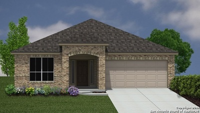 Cibolo Single Family Home For Sale: 508 Round Reins