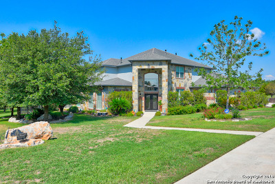 Bulverde Single Family Home For Sale: 3132 Elk River Trail