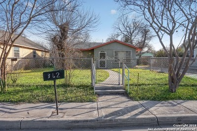 Single Family Home For Sale: 362 W Mayfield Blvd