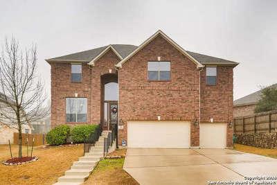 San Antonio Single Family Home Price Change: 3806 Forsythia