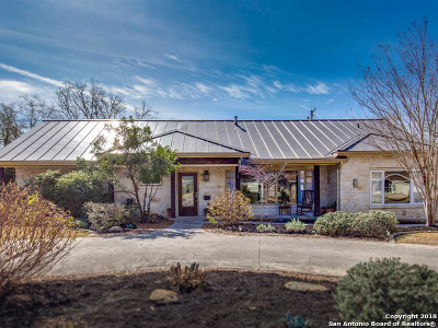 San Antonio Single Family Home Back on Market: 534 E Nottingham Dr