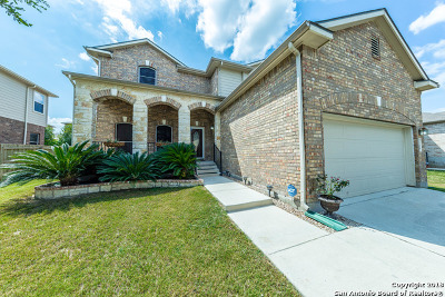 Schertz Single Family Home For Sale: 5137 Eagle Vly