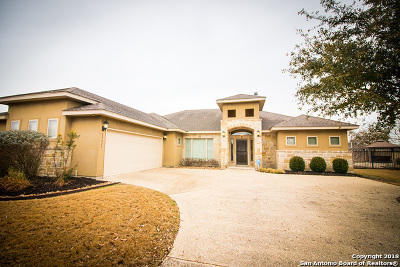 Fair Oaks Ranch Single Family Home For Sale: 29927 Cibolo Run