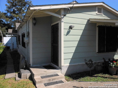 Single Family Home For Sale: 1020 NW 19th St