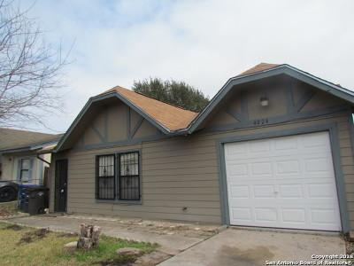Single Family Home For Sale: 4024 Comanche Sunrise