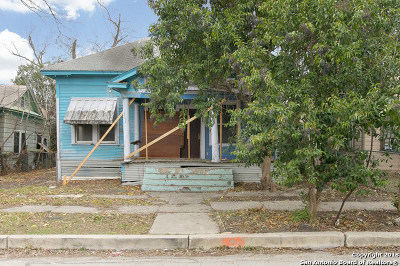 San Antonio Single Family Home For Sale: 305 Spruce St