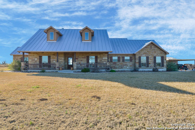 La Vernia Farm & Ranch For Sale: 1057 County Road 361
