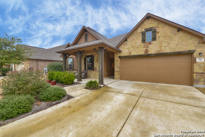Single Family Home For Sale: 366 Pecan Meadows