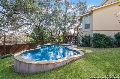 Helotes Single Family Home Price Change: 146 Santa Ursula