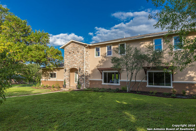 San Antonio Single Family Home For Sale: 442 E Hathaway Dr
