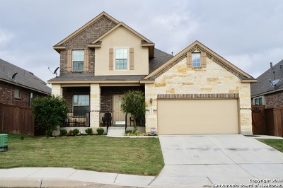 San Antonio Single Family Home For Sale: 7511 William Bonney