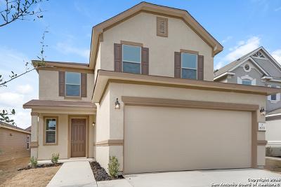 San Antonio Single Family Home Back on Market: 8035 Expectation Dr