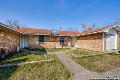 San Antonio TX Multi Family Home Back on Market: $180,000